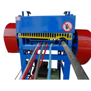 electric cable stripping tool