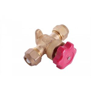 Factory directly provide for Shut Off Valve Refrigeration parts hand valve export to United Arab Emirates Suppliers