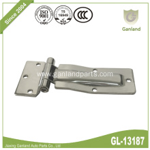 Fast Delivery for 304 Stainless Steel Door Hinges Stainless Steel Leaf Hinge Truck Door Blade Hinge export to Wallis And Futuna Islands Manufacturers