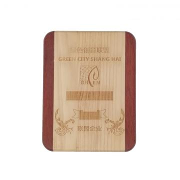 luxury Natural wooden trophy