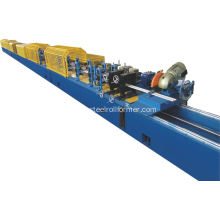 Chinese Professional for Door Roll Forming Machine Insulated PU Slat Rolling Shutters Machine supply to Germany Wholesale