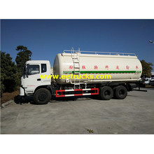 28 CBM 6x4 Cement Delivery Tank Trucks
