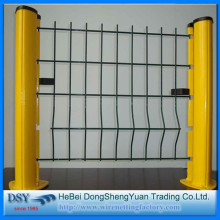 Plastic Coat Welded Wire Mesh Fence