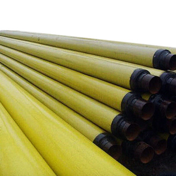 Black/Yellow Jacket Insulation Pipe of Spot Sale