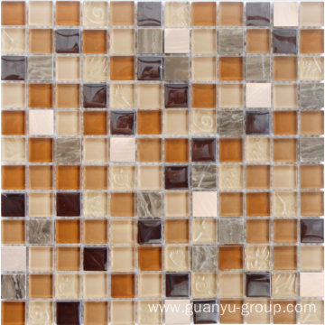 hot sell export glass mosaic