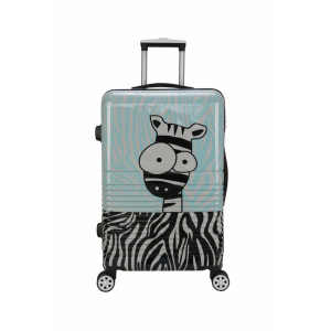 OEM China High quality for Cartoon Trolley Luggage Ultra - quiet PC luggage case supply to Ukraine Exporter