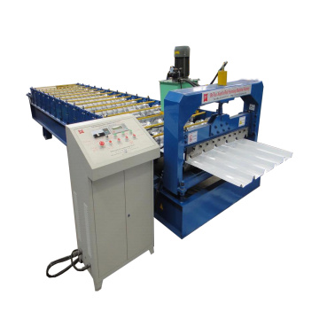 High Quality Automatic Trapezoidal Roll Forming Machine