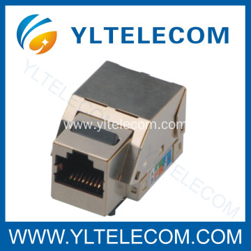 China Factory for Cat6 Keystone Jack Cat.5e RJ45 Keystone Jack FTP export to Djibouti Exporter