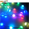 DMX light Christmas 360Degree Led String Balls