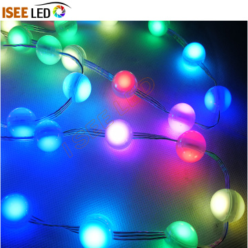 Programme 3D LED Ball Matrix Curtain Light