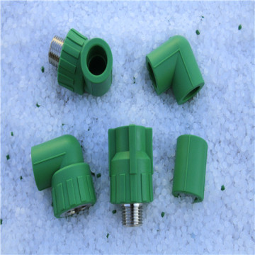 Female Thread Adapter with Metal Insert