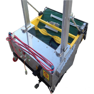 New automatic wall plastering machine south africa
