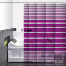 1 Metre Waterproof Bathroom printed Shower Curtain
