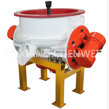 Steel ball lapping and polishing machine