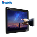 Metal 15.6 inch capacitive touch screen monitor