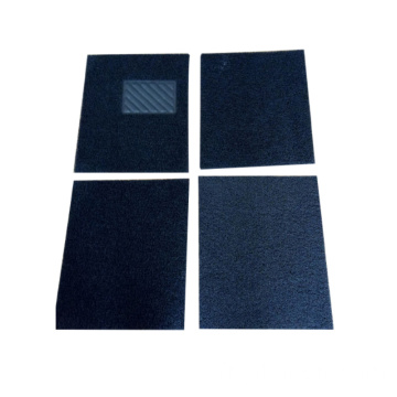 Tapis de voiture universels d'ensemble complet de 9mm 5 pcs
