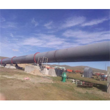 Natural Gas Lime Rotary Kiln for Sale