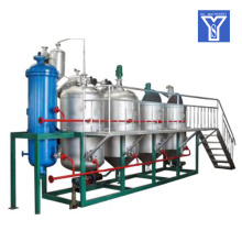 oil refining equipment used for waste oil