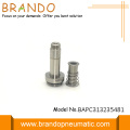 3/2 Way Silvery Color SS304 For Valve