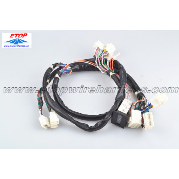 Special Design for custom wire harness for game machine Electrical Counter Wiring Assembly export to United States Importers