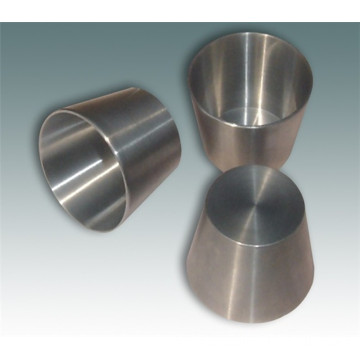 High Quality PureTungsten Crucible