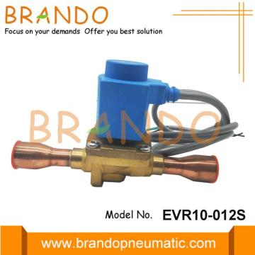 ODF Connection Refrigeration Solenoid Valve