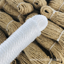 White PP Splitfilm Bale Rope Package Rope