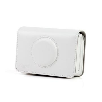 Best Quality for Classic Series Camera Bag,Instax Camera Bag,Cat Eye Camera Bag Manufacturers and Suppliers in China Polaroid Digital Camera Leather Protective Sleeve supply to Portugal Importers