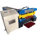 DX 686mm roofing tile roll forming machine