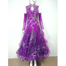 Big discounting for Ladies Ballroom Prom Dress Ballroom dresses for children export to Turks and Caicos Islands Importers