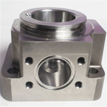 100% Original for Stainless Steel Machining Parts OEM Customized CNC Machined Stainless Steel Parts supply to Mauritania Manufacturer