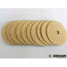 Good Quality for Marble Polishing Pads 3inch Dry Polishing Pad supply to Guyana Manufacturer