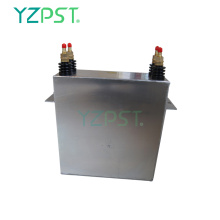 induction heating capacitor bank film capacitor