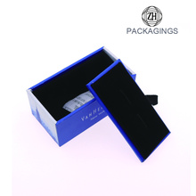 Good quality custom cufflink gift box