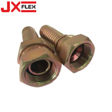 Carbon Steel Hydraulic Hose End Fittings