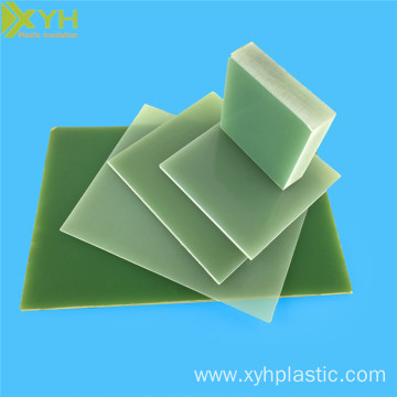 10mm Green Fr4 Fiber Laminated Plate