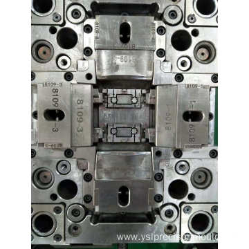 Multi-Cavity Plastic Injection Mould