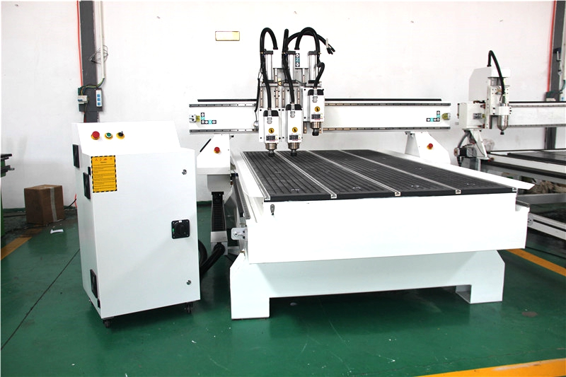High accuracy 3KW-9KW CNC router 1325