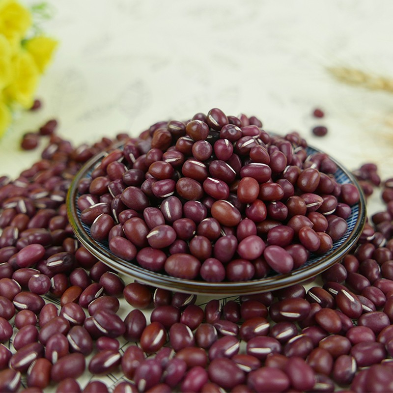 Natural and Organically Grown Small Red Bean