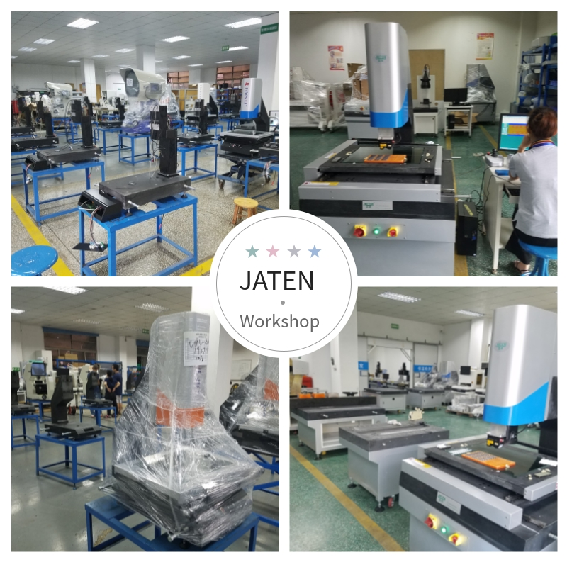 Jaten factory 4 in one workshop