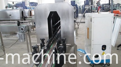 Sleeve Labeling Machine5