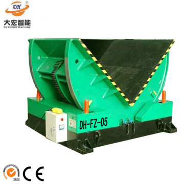 High quality mechanical upending machine for steel coil