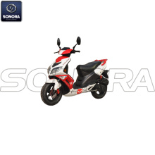 Benzhou YY50QT-43 YY150T-43 Complete Scooter Spare Parts Original Quality