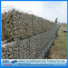 hexagonal mesh gabion fence for sale