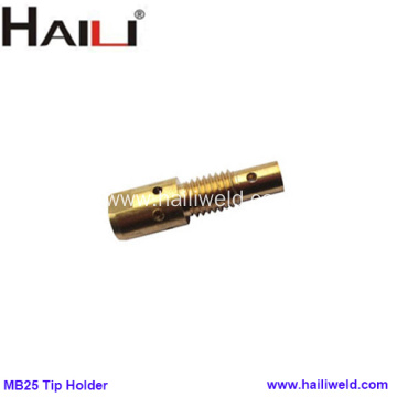 Binzel MB25AK Contact Tip Holder M6 Brass
