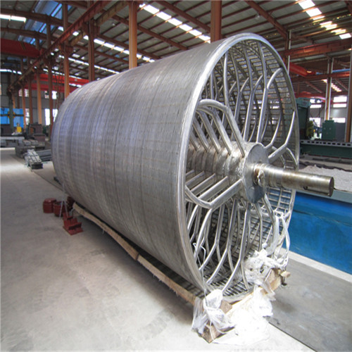 Paper Mill Cylinder Mould 02