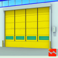 Automatic PVC Fast Fold Up Roller Shutter Door