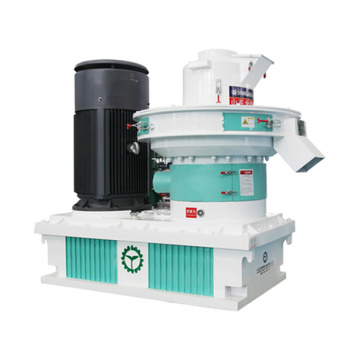 Automatic Lubrication Napier Grass Pellet Mill