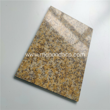 Decorative Marble Aluminum Composite Panel