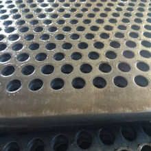 10 Years manufacturer for Expanded Sheet Metal Mesh 201 Round Hole Stainless Steel Perforated Sheet supply to Niger Manufacturer